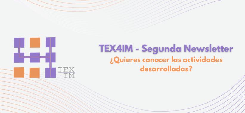 TEX4IM - Segunda Newsletter (1)
