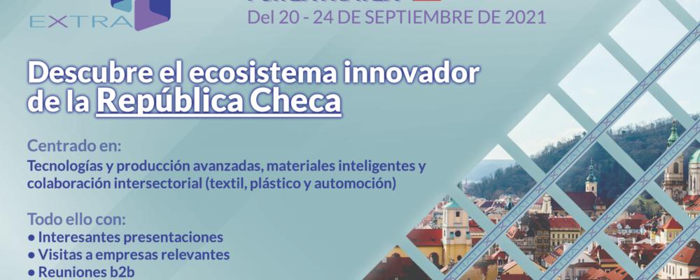EXTRATEX ClusterXchange CZ announcement banner-ES